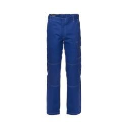 Pantalone da lavoro colorato Serio Plus in cotone per operai, gommisti, carrozzieri
