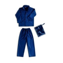 Completo da lavoro giacca e pantaloni Newport antipioggia impermeabile