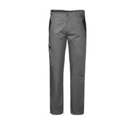 Pantalone da lavoro colorato Silverstone con tasche per operai, spedizionieri