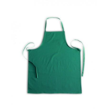 Grembiule con pettorina da lavoro Massaua per settore alimentare- confezione da 10 pezzi
