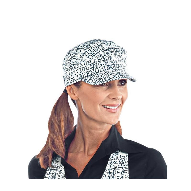 Cappello da lavoro Sam unisex 100 % cotone con visera a1533bf5b6a0