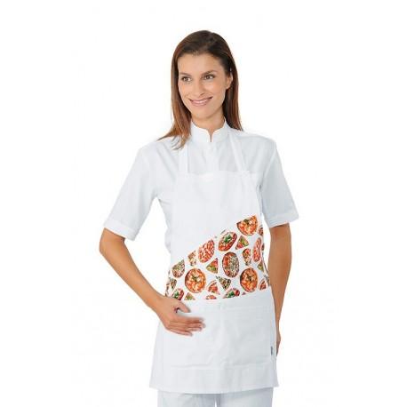 Grembiule da lavoro Lollipop Pizza per focaccerie, pizzerie, pub- Isacco