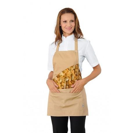 Grembiule da lavoro Lollipop bread unisex panifici, ristoranti, supermercati- Isacco