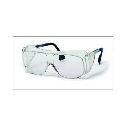 Occhiale da lavoro 9161-005 adatto per essere indossato sopra occhiali correttivi - Uvex