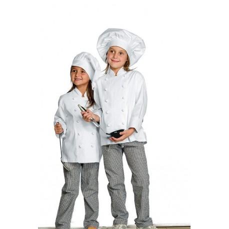 Giacca cuoco bambino - Isacco