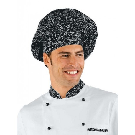 Cappello cuoco fantasia San Francisco - Isacco
