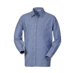 87270ccd365373 Camicia da lavoro Oxford manica lunga uomo