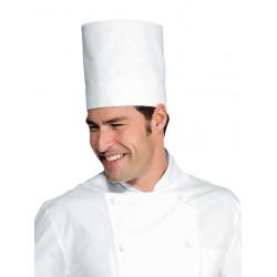 Cappello da cuoco Elite per cuochi e pasticceri - Isacco