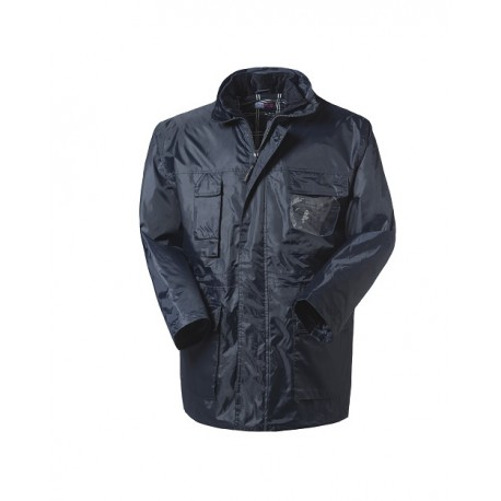 Parka da lavoro invernale uomo con maniche estraibili Superstar - Termoplus Winterwear