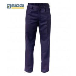 Pantaloni da lavoro New Extra con tascone per gommisti, meccanici, operai- Siggi