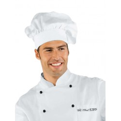 Cappello cuoco bianco - Isacco