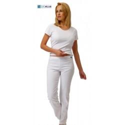 Pantaloni da lavoro donna Judy per infermiere, fisioterapiste, dentisti- Siggi Dr. Blue