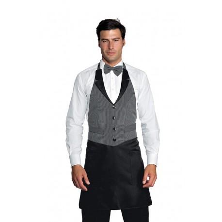 Grembiule Victor Colours Gessato per cameriere - Isacco