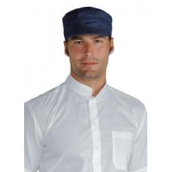 Cappello con visiera unisex Sam in jeans per bar - pub - gelaterie - pizzerie - Isacco
