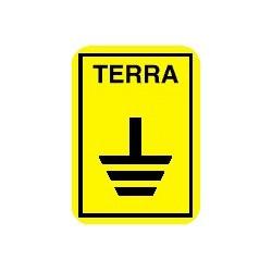 Cartello Terra 125x175mm