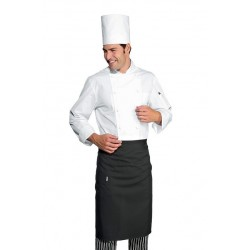 Giacca cuoco Extra Light manica lunga - Isacco