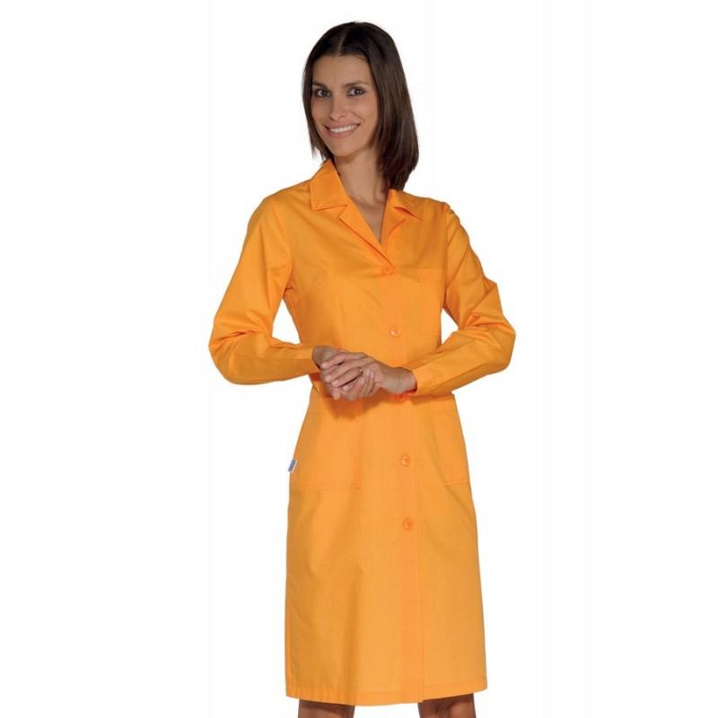 Camice da lavoro donna lungo colorato con manica lunga e - Porta portese lavoro lungo orario ...