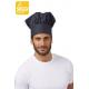 Cappello da cuoco unisex Jack grigio - Siggi Horeca