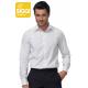 Camicia da lavoro uomo James con manica lunga easyfit in vari colori - Siggi