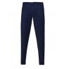 Pantalone da lavoro uomo Elia colorato slim fit con bottone e passanti per medici - Giblor's