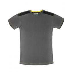 T-shirt manica corta uomo da lavoro girocollo Ultraflex
