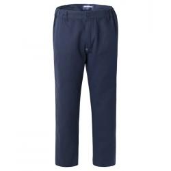 Pantalone da lavoro Brembo Plus, in cotone con elastico per operai, impiantisti- Rossini