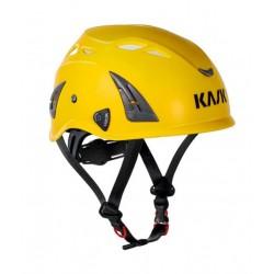 Elmetto/casco protettivo ultraleggero in ABS per alta quota giallo/bianco/rosso -Kask