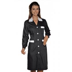 Camice da lavoro Positano maniche lunghe ideale per cameriere ai piani- Isacco