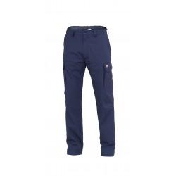Pantalone da lavoro uomo Amsterdam Light 200 g/m2 per operai-falegnami - Siggi