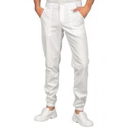 Pantalone da lavoro Richmond super stretch, elastico alle caviglie, ideale per pizzioli, pasticceri-Isacco