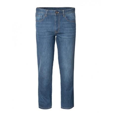 Jeans da lavoro Pop blu vestibilita' regular 5 tasche - Rossini