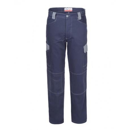 Pantalone da lavoro uomo in cotone con tasconi- Seriotech canvas