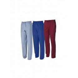 Pantalone da lavoro unisex Rodi colorato per settore sanitario- Giblor's