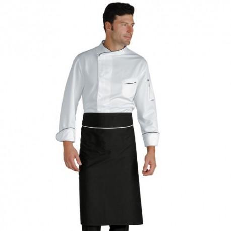 Grembiule cuoco Rondin colorato per pasticceri, cuochi, pizzaioli- Isacco